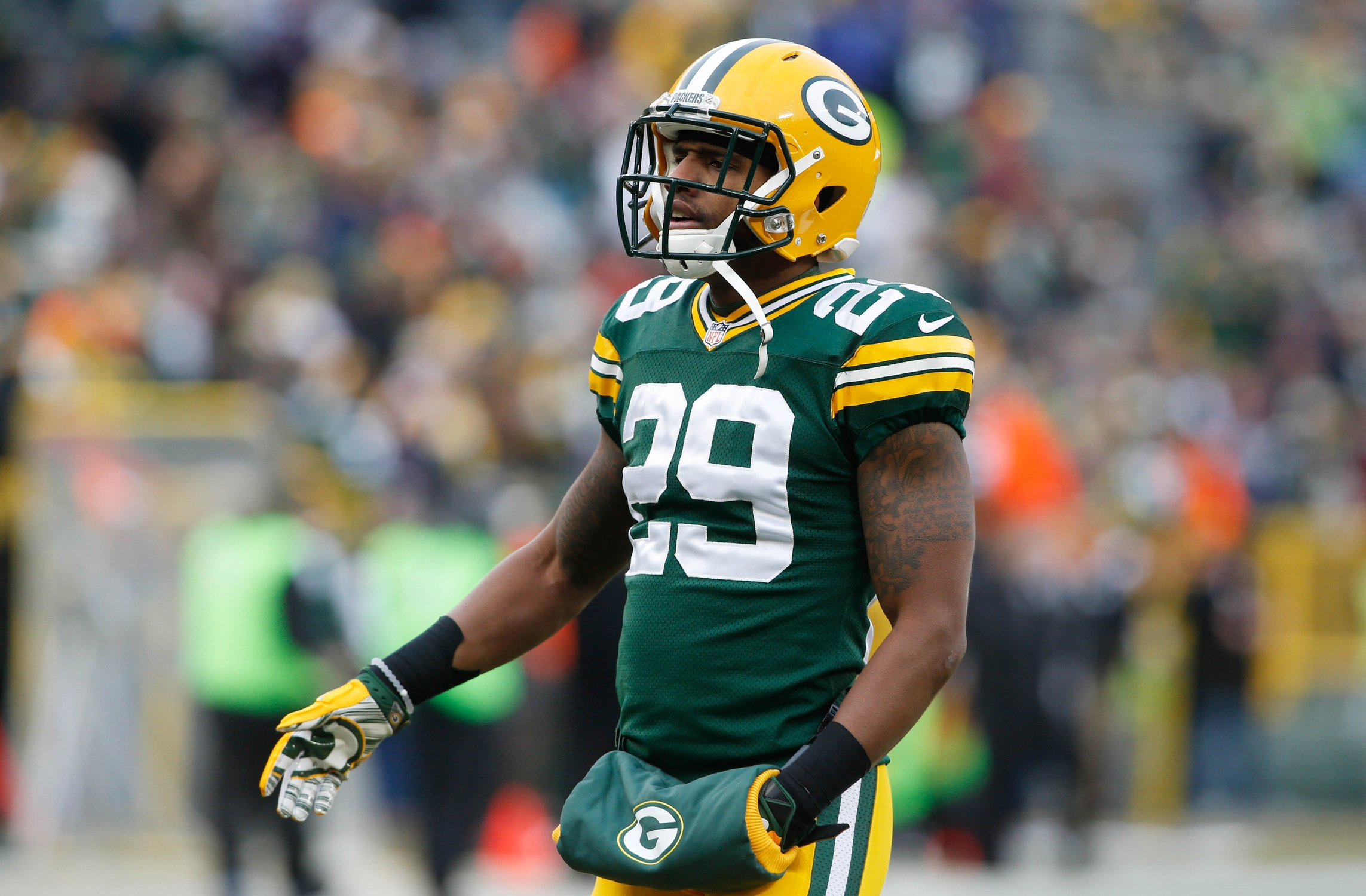 Cory s Corner Time is not on Casey Hayward s side